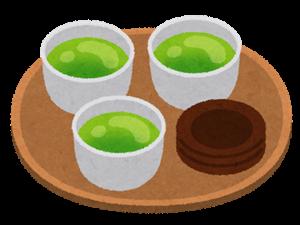 体臭改善するお茶