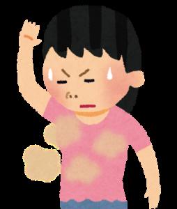 女性の体臭の原因