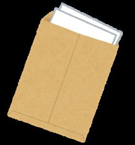 退職届を入れる封筒のサイズと色