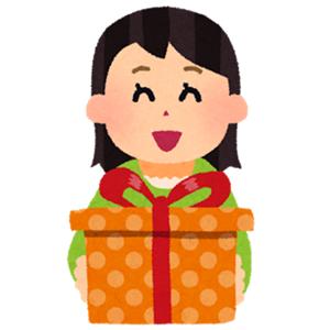 退職祝いを女性にプレゼント